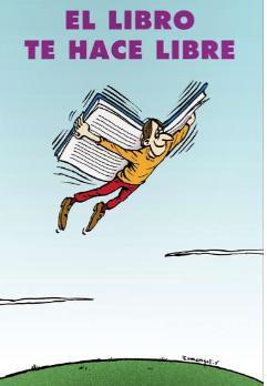 El libro te hace libre
