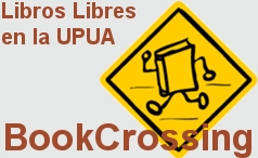 Logo Bookcrossing UPUA