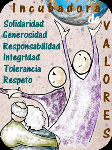 Logo Incubadora de Valores